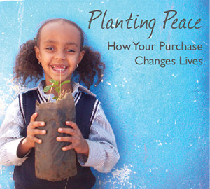 PlantingPeaceRainTees