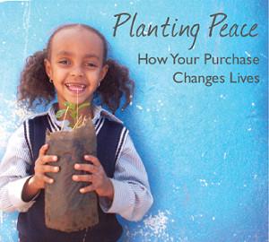 PlantingPeaceRainTees